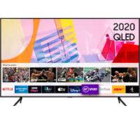 SAMSUNG QE85Q60T QLED UHD TV