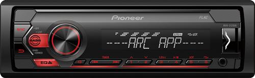 PIONEER MVH-S120UB AUTORÁDIÓ FEJEGYSÉG CD NÉLKÜL