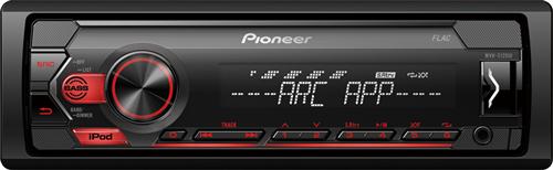 PIONEER MVH-S120UI AUTORÁDIÓ CD NÉLKÜL