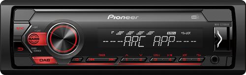 PIONEER PIONEER MVH-S220DAB AUTORÁDIÓ FEJEGYSÉG CD NÉLKÜL
