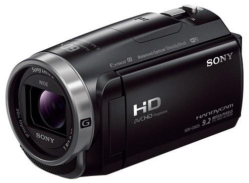 SONY HDR-CX625 DIGITÁLIS VIDEOKAMERA